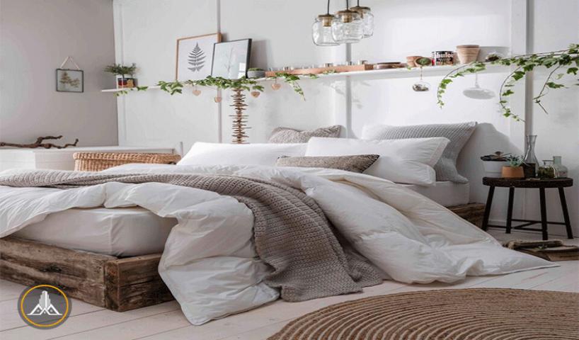 نکاتی که در طراحی و دکوراسیون اتاق خواب باید رعایت کنیم